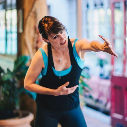 Studio Fitness Victoria Online Classes