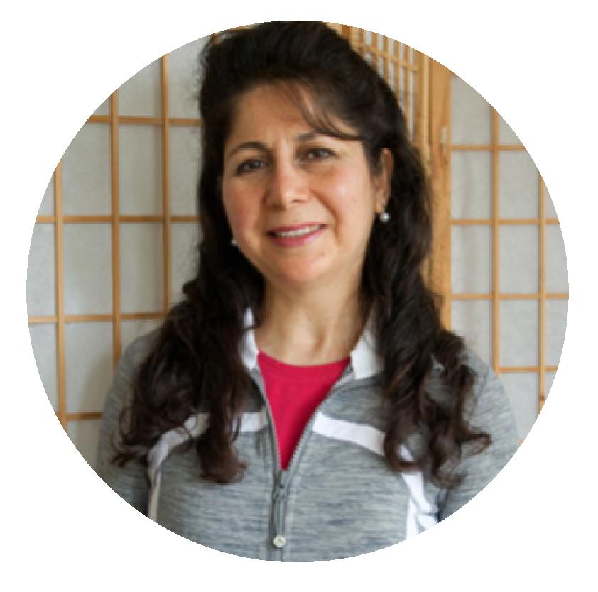 Nadia Soufan Instructor at Studio Fitness